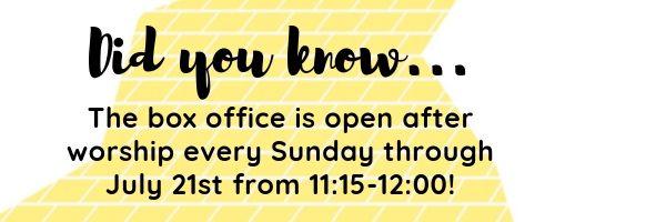 box office info